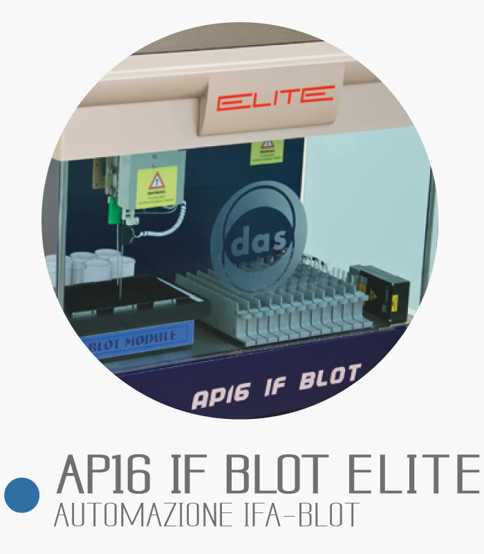 AP16 IF BLOT ELITE Image